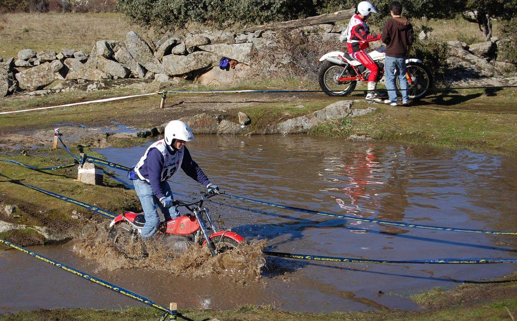 Trial Bultaco -