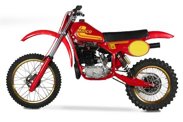 Motocross Maico